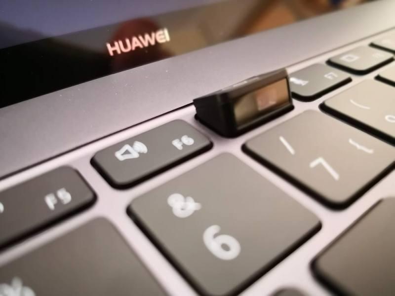 Huawei Matebook X Pro Test Kamera
