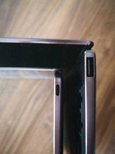 Huawei Matebook X Pro Test Anschlüsse