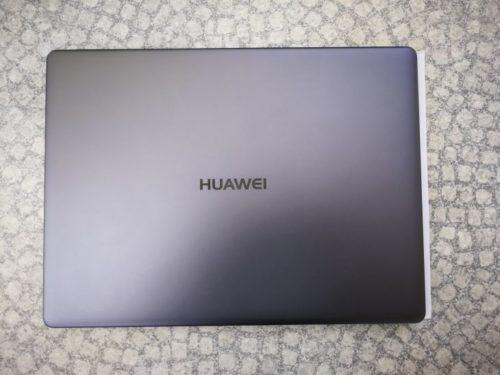 Huawei Matebook X Test Front