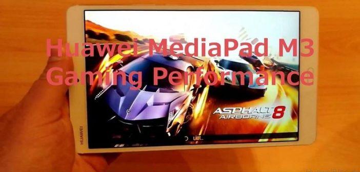 MediaPad M3 Gaming