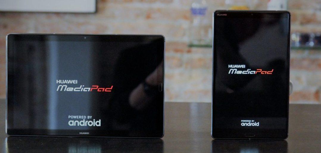 Huawei mediapad m5 themes