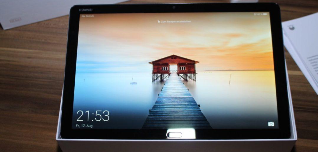 Huawei MediaPad M5 Lite Testbericht