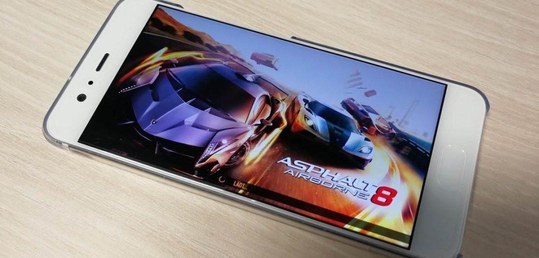 Huawei P10 GPU Turbo Gaming