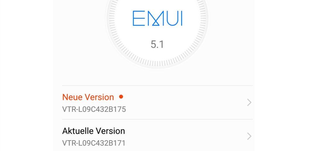 Huawei P10 Sicherheitspatch B175