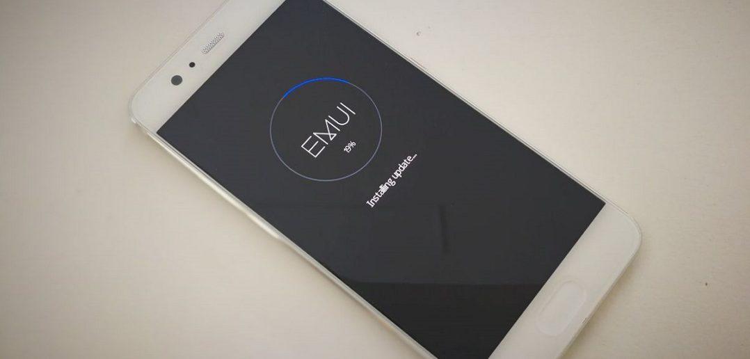 Huawei P10 Update