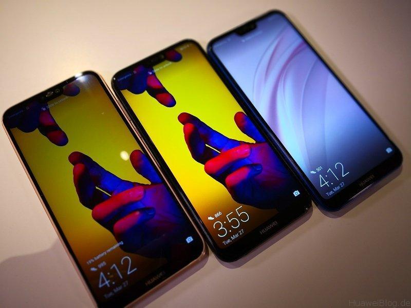 Huawei P20 Lite Display
