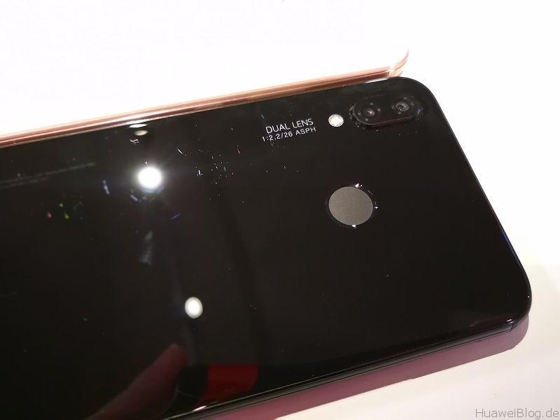Huawei P20 Lite Kamera