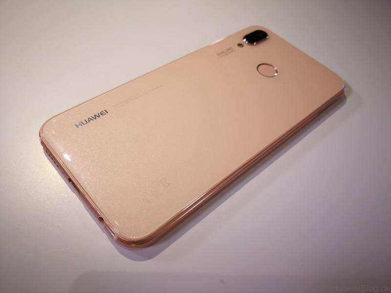 Huawei P20 Lite Rückseite