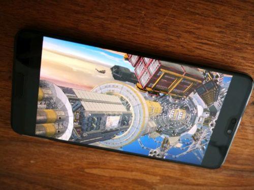 Huawei P20 Pro Benchmark