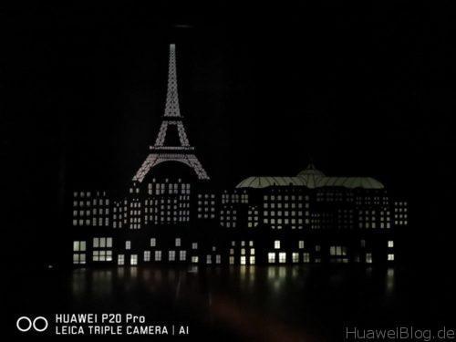 Huawei P20 Pro Nachtaufnahme