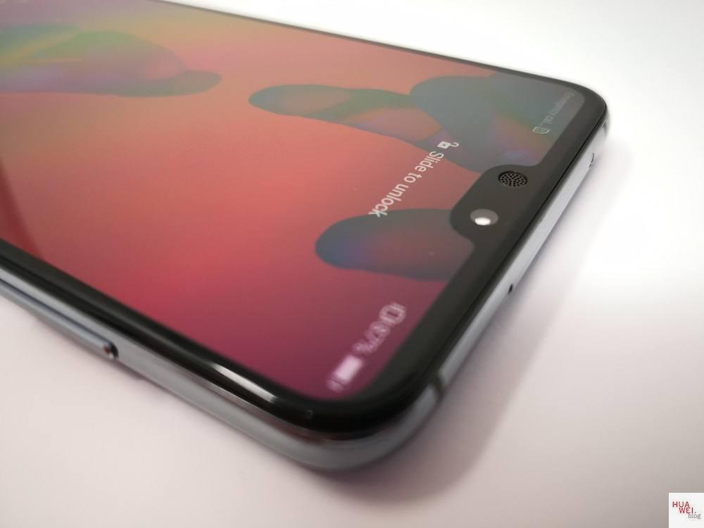 Huawei P20 Pro Notch