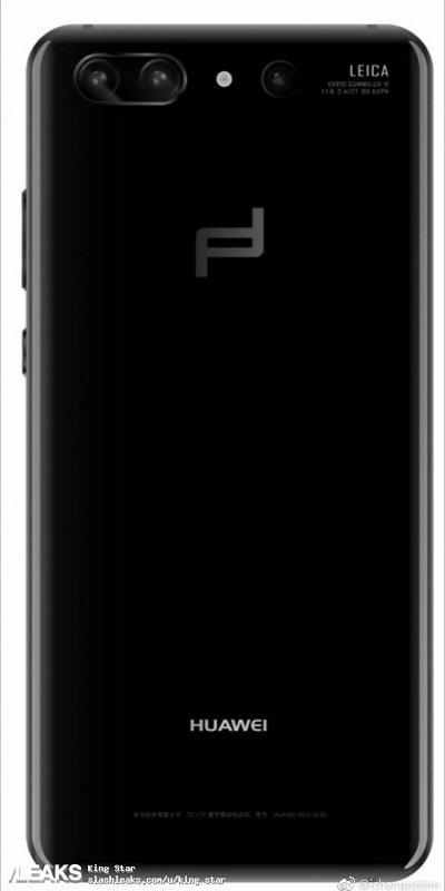 Huawei P20 Pro Porsche Design