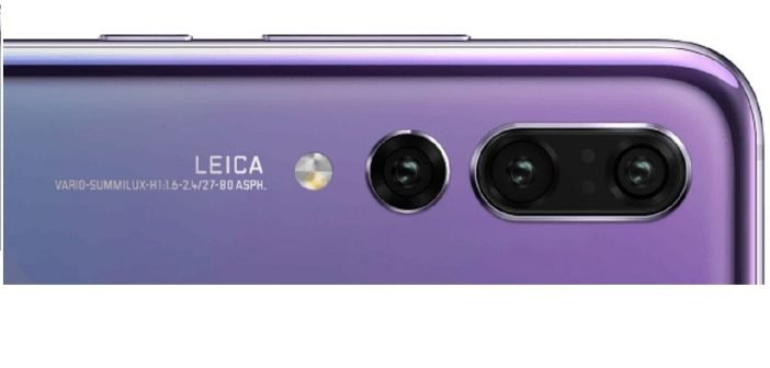 Huawei P20 Pro Triple Cam