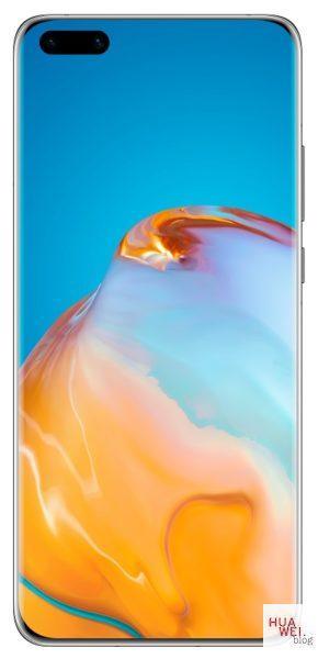 Huawei P40 Pro+ Display