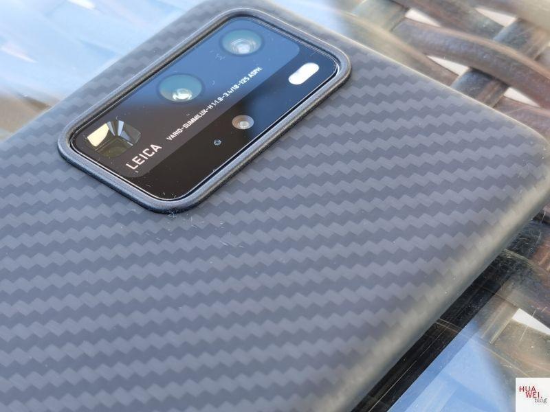 Huawei P40 Pro hülle pitaka
