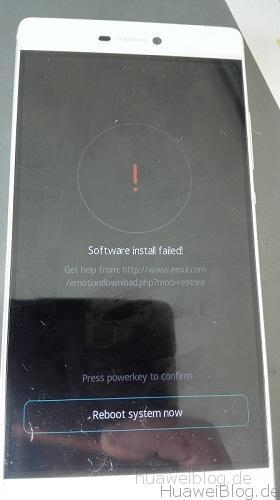 Update] Huawei P8 Firmware Update [B118] - Huawei Blog