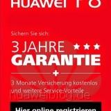 Huawei P8 Garantie