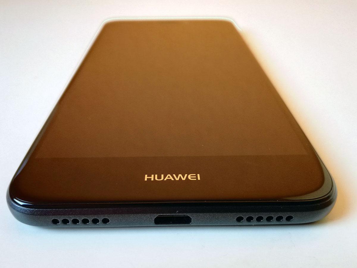 Huawei P8 Lite 2017 Unterseite