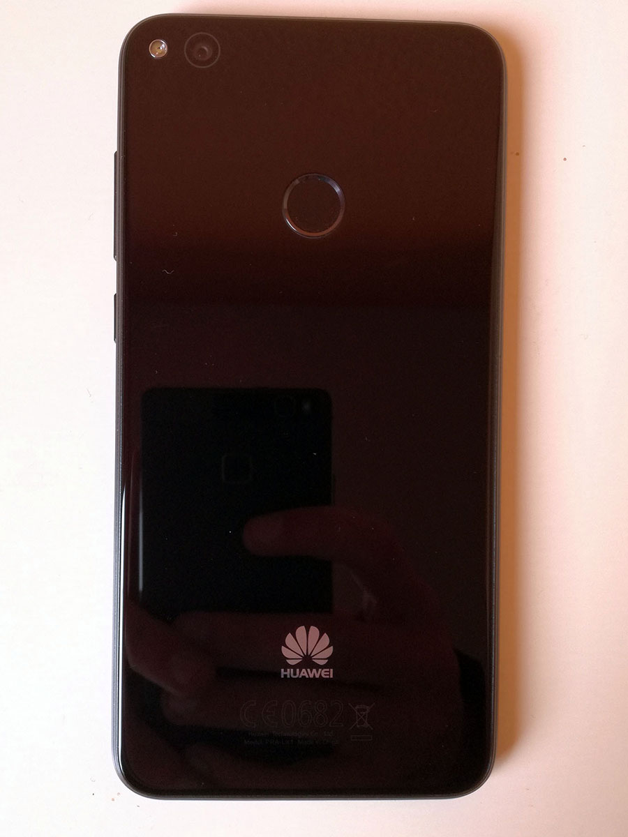 Huawei P8 Lite 2017 Rückseite