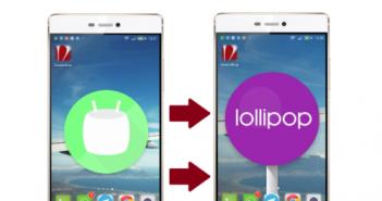 Huawei P8 Rollback von Marshmallow auf Lollipop