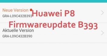 Huawei P8 Sicherheitspatch