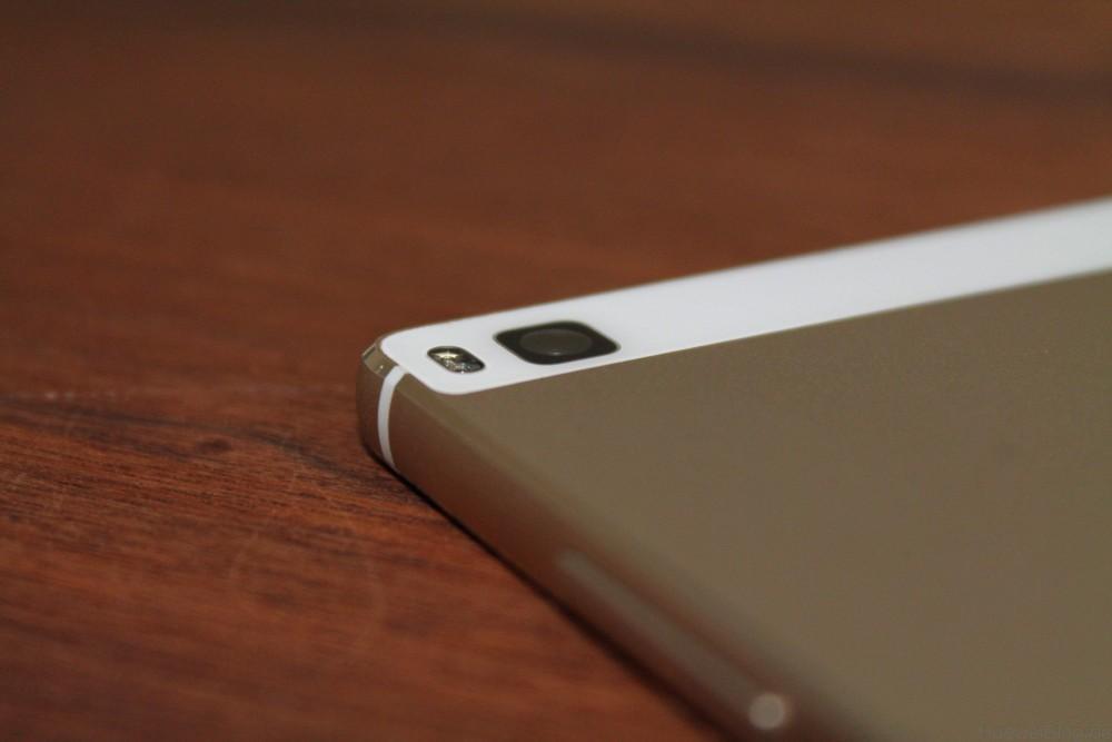 Huawei P8 - Kamera / LED - Rückansicht