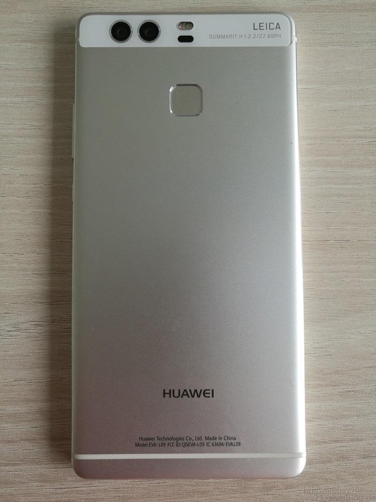 Huawei P9 Back Rückseite