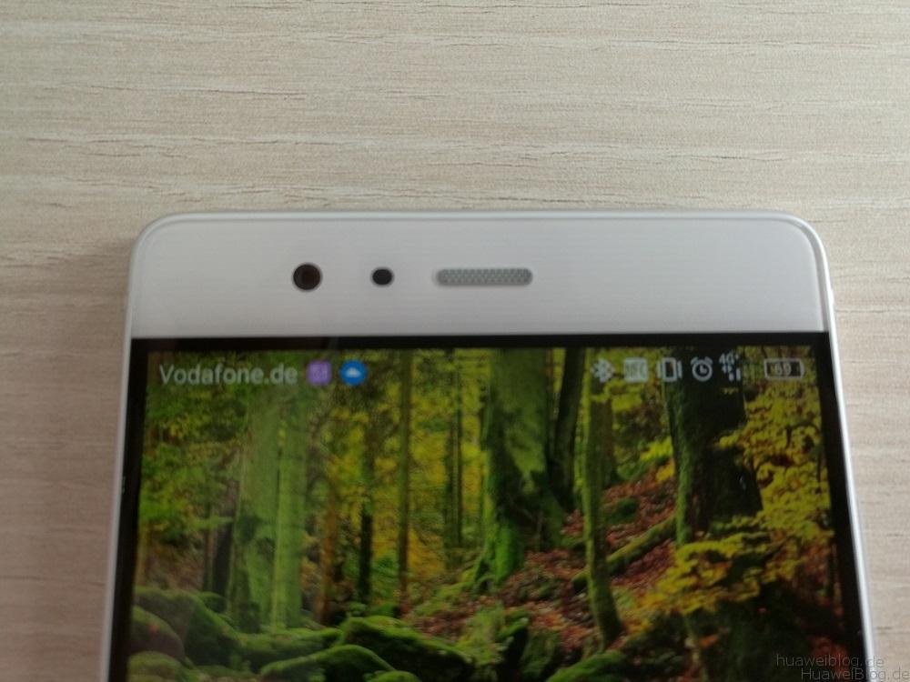 Huawei P9 Kamera Selfie Lautsprecher