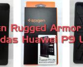 Spigen Rugged Armor Case für das Huawei P9 Lite