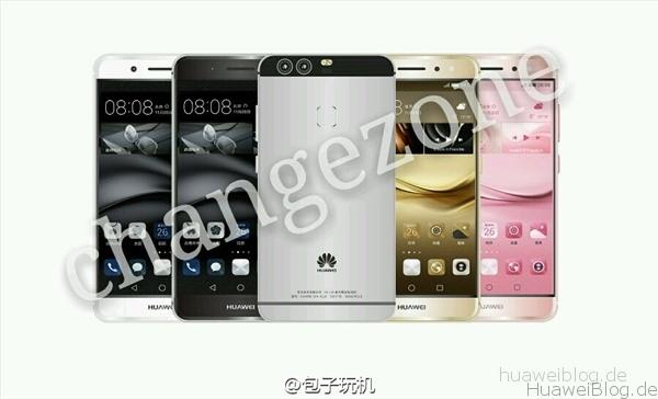 Huawei P9 - alle Varianten - leak