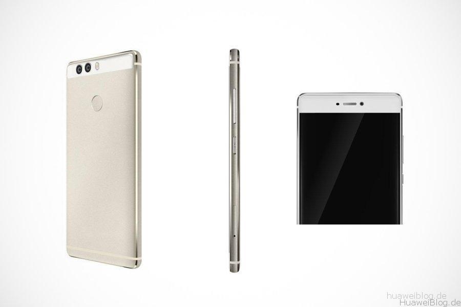Huawei P9 Pressebilder