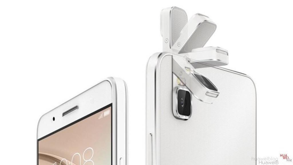 Huawei ShotX schwenkbare Kamera