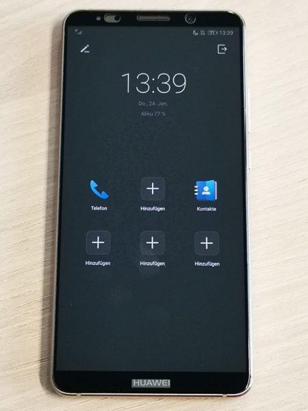 Huawei Symbole Ultra-Stromsparen
