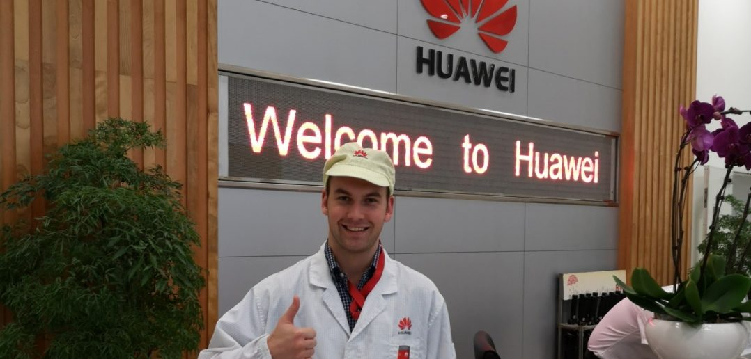 Welcome to Huawei