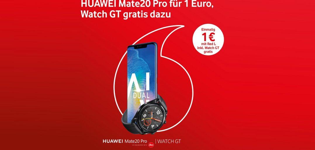 Huawei Vodafone Aktion Header
