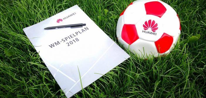 Huawei WM Gewinnspiel