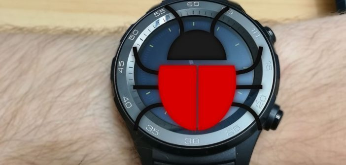 Android Wear 2 Bugbericht Huawei Watch 2