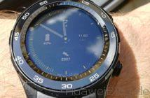 Huawei Watch 2 Display Sichtbarkeit