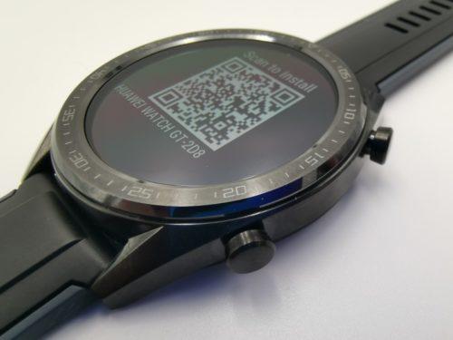 Huawei Watch GT Display