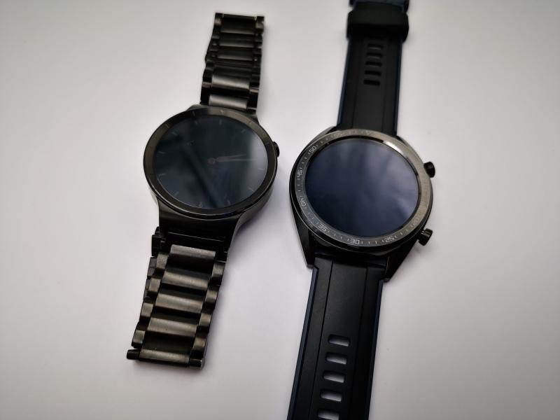 Huawei Watch GT Vergleich