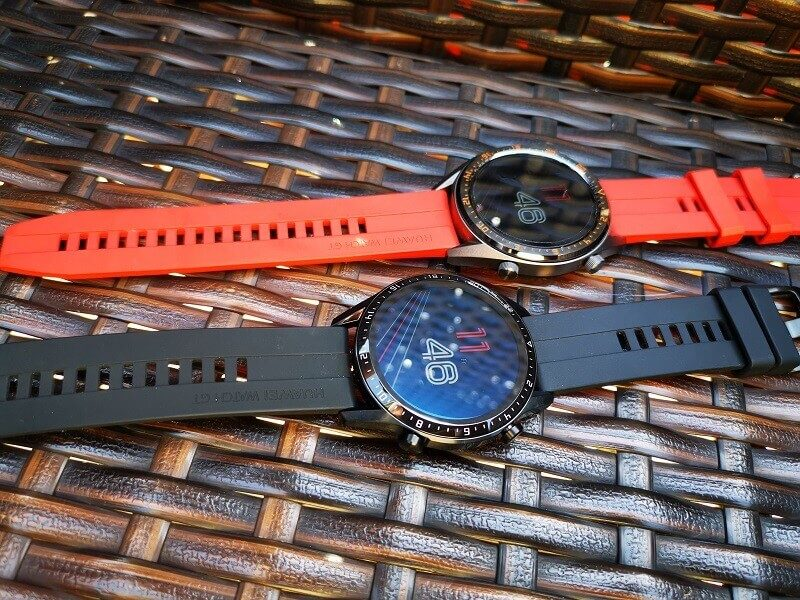 Huawei Watch GT 2 vs. Huawei Watch GT