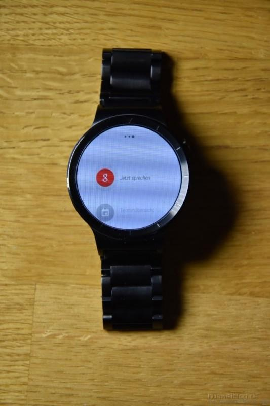 Huawei Watch Google