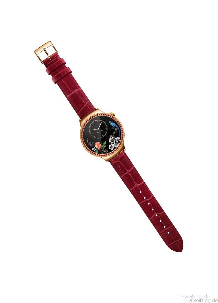 Huawei watch lady neue modelle aufgetaucht huaweiblog for Rote ziersteine