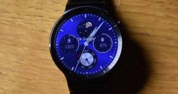 Huawei Watch Watchface Mondphase