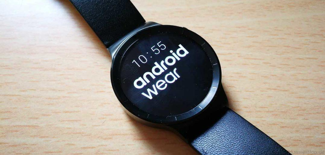 Huawei Watch Wear 2.0