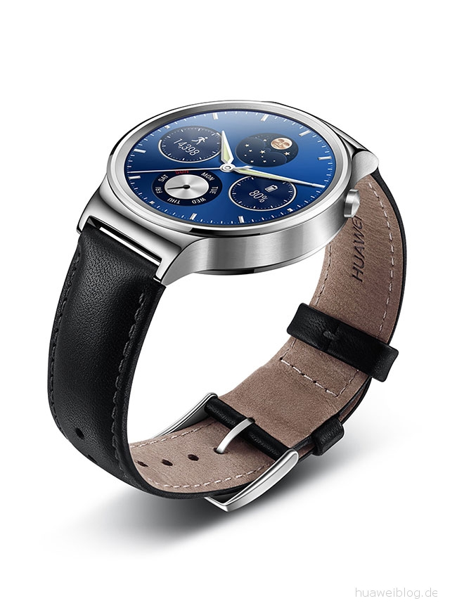 Huawei Watch classic Leder