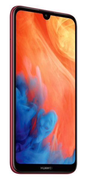 Huawei Y7 2019 coral red