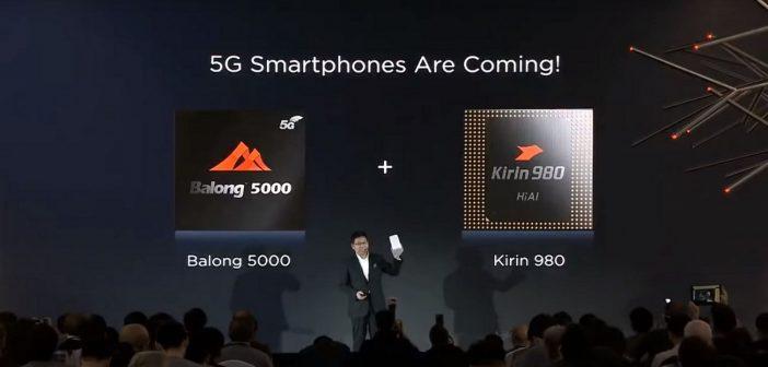 Huawei faltbares Smartphone