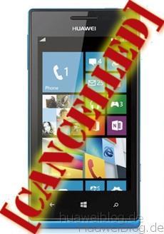 Huawei no Windows Phones