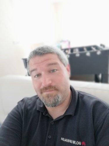Huawei nova 2 Test Selfie